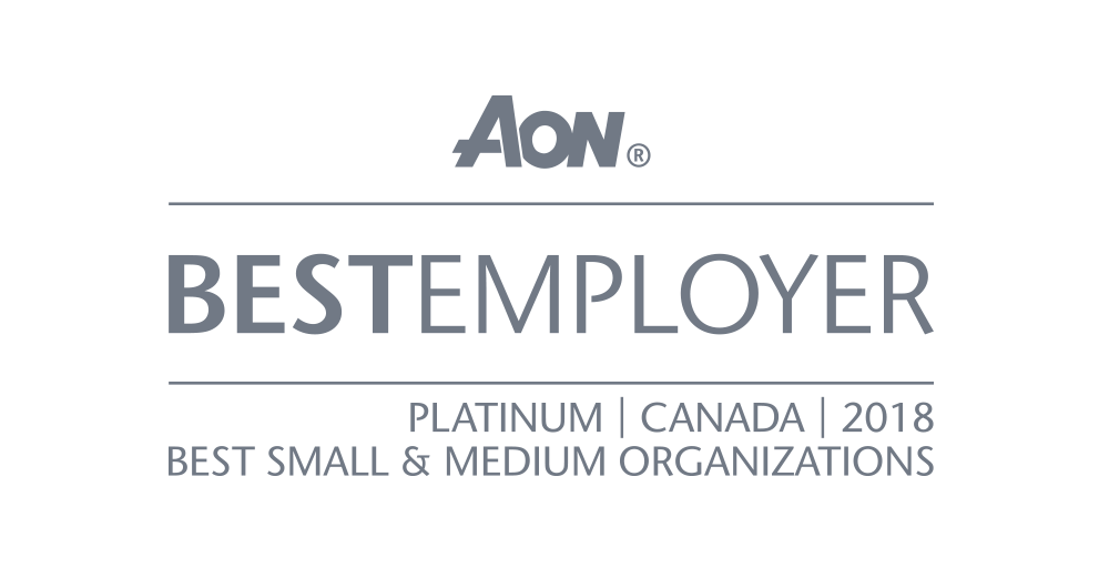 Logo AON Best Employer